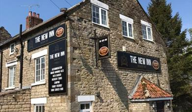 The New Inn and Cropton Brewery
