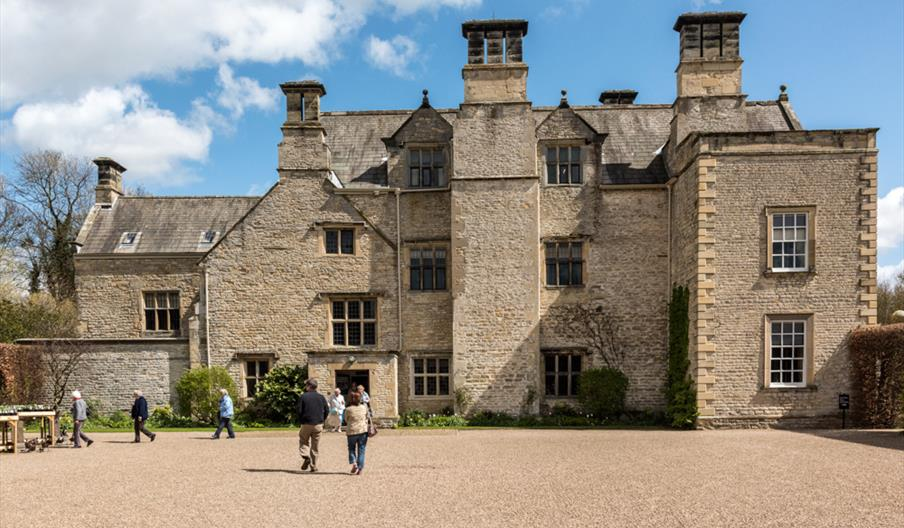 An image of Nunnington Hall