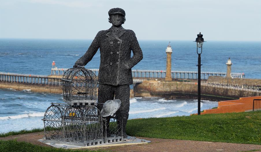 An image of Emma Stothard's Sculpture Skipper Dora