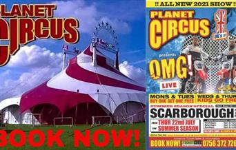 Planet Circus OMG