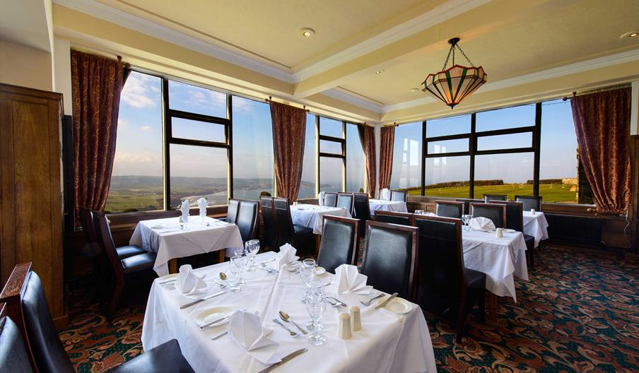Panorama Restaurant at Raven Hall