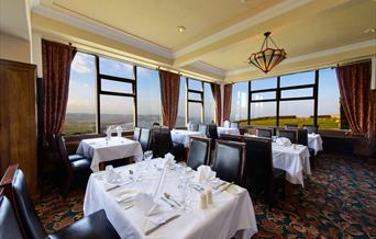 Panorama Restaurant at Raven Hall