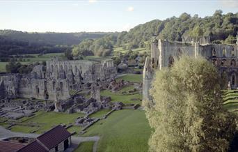 An image of Rievaulx Abbey