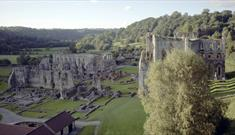 An image of Rievaulx Abbey