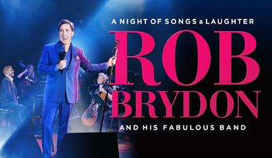 Rob Brydon – A Night Of Songs & Laughter