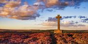 Image of Ana Cross on Rosedale Moor