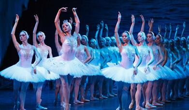 The Russian State Ballet: Swan Lake