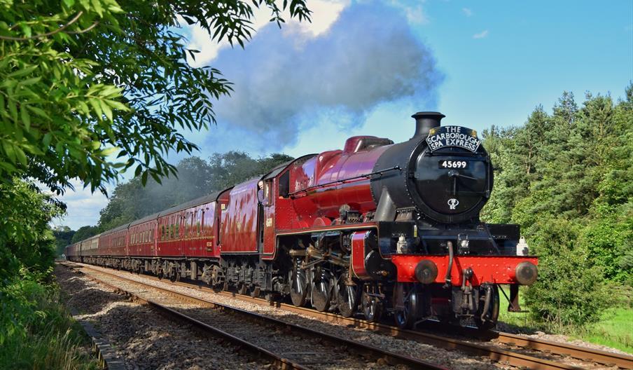 The Scarborough Spa Express