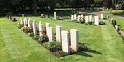 Dean Road War Graves