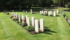 Dean Road War Graves