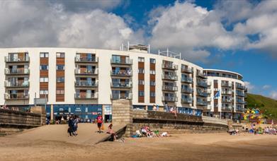 The Sandcastle Apartment