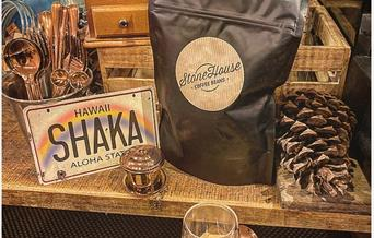 An image of Sha-Ka Coffee House & Eatery offerings.