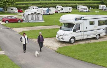 An image of Sheriff Hutton Camping & Caravanning