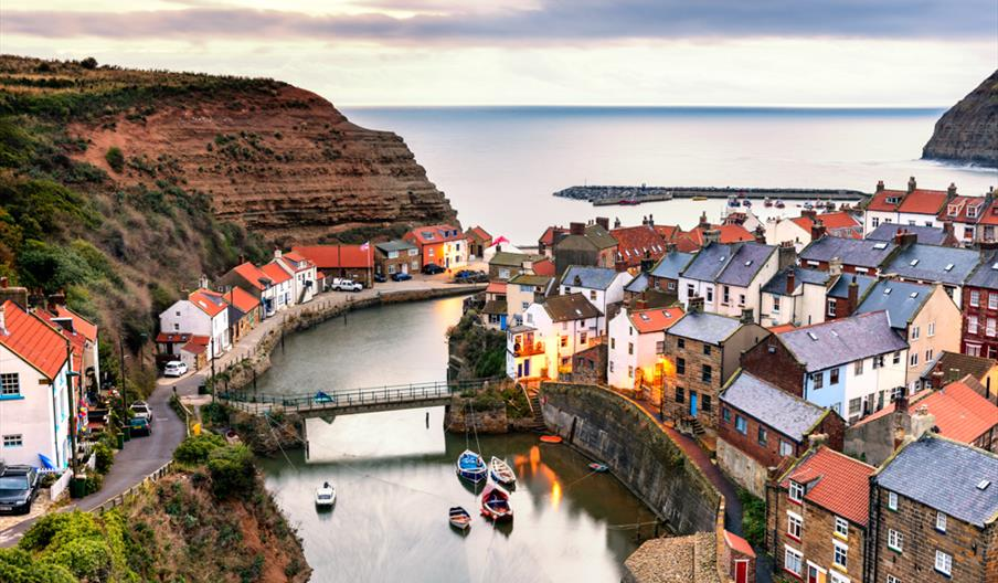 An image of Staithes