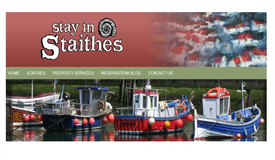An image of Stay in Staithes
