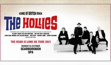 The Hollies – The Road Is Long UK Tour 2021
