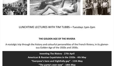 The Golden Age of the Riviera