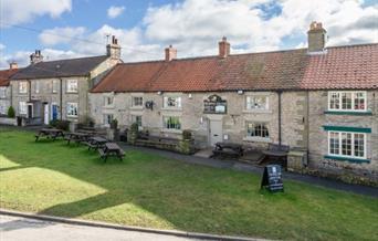 An exterior image of The Royal Oak Inn