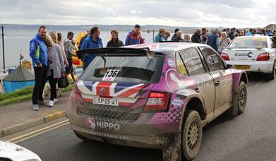 Trackrod Rally - Yorkshire 2021