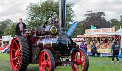 Yorkshire Traction Engine Rally