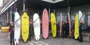 Fluid Concept Surf Shop & Surf School