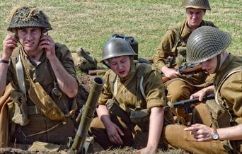 Whitby War Weekend