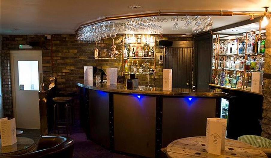 An image of Whistlers Cocktail Bar