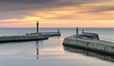West Pier - Whitby