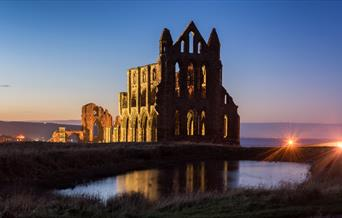 An image of Whitby Abbey