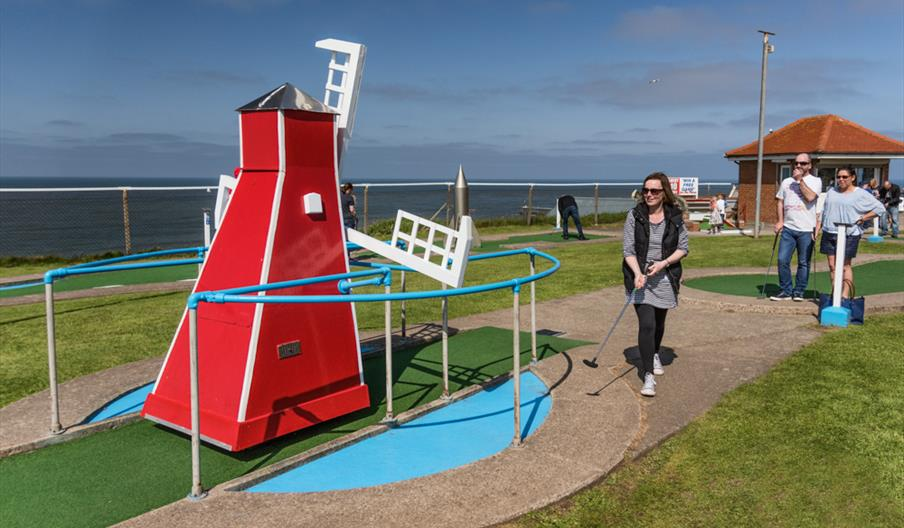 West Cliff Attractions