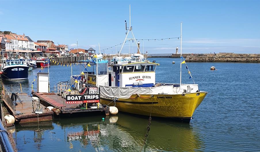 Whitby Coastal Cruises