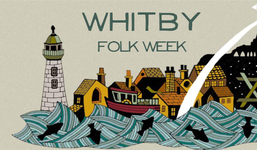 Virtual Whitby@Home - Folk Week 2021