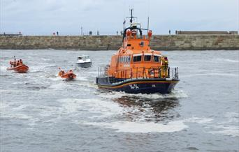 Whitby RNLI Flag Weekend