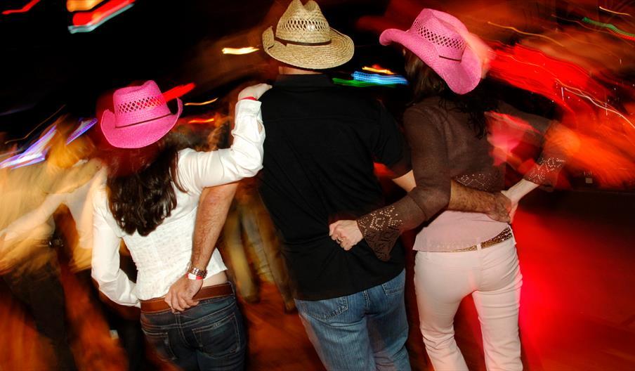 American Line & Western Dance Weekend