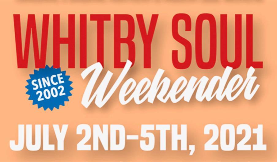 Whitby Soul Weekender