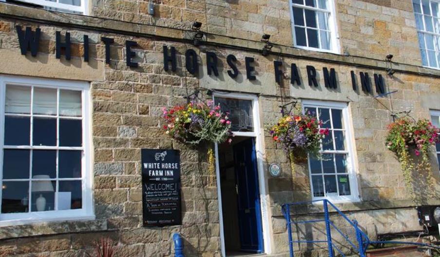 An image of White Horse Farm Inn