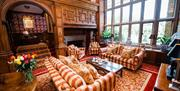 An interior image of Wrea Head Hall Country House Hotel