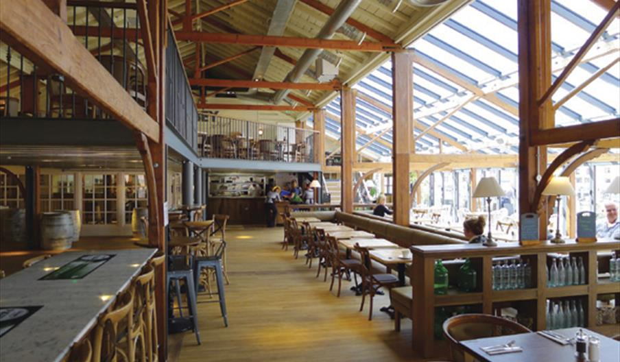 An Image of Abbey Wharf