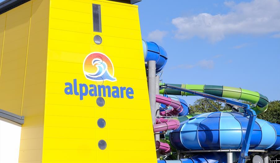 Alpamare Water Park Scarborough