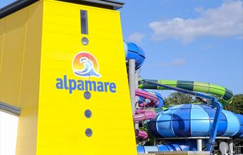 Alpamare Water Park Scarborough