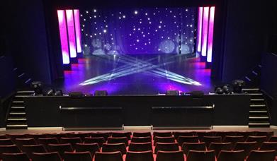 image of ymca auditorium