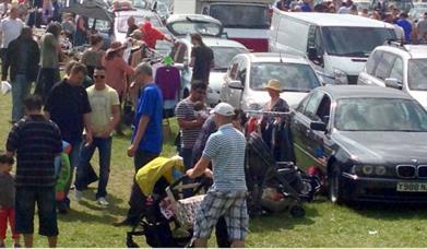 Broadings Farm Car Boot sale