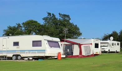 An Image Of Caravans