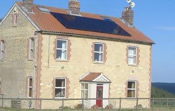 An image of South Moor Farm