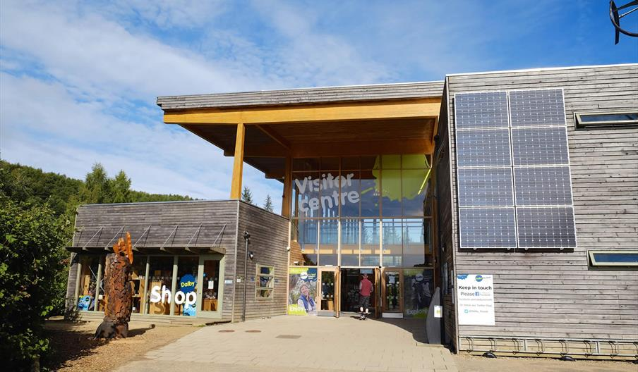 An image of Dalby Visitor Centre