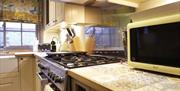 An image of The Copper Horse - Sunbeam Cottage kitchen
