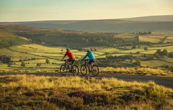 Rosedale Abbey to Dalby Cycle Route