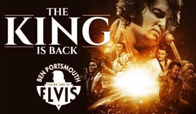 Elvis the king is back Ben Portsmouth