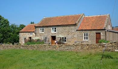 Grange Farm Cottages - Orchard Cottage