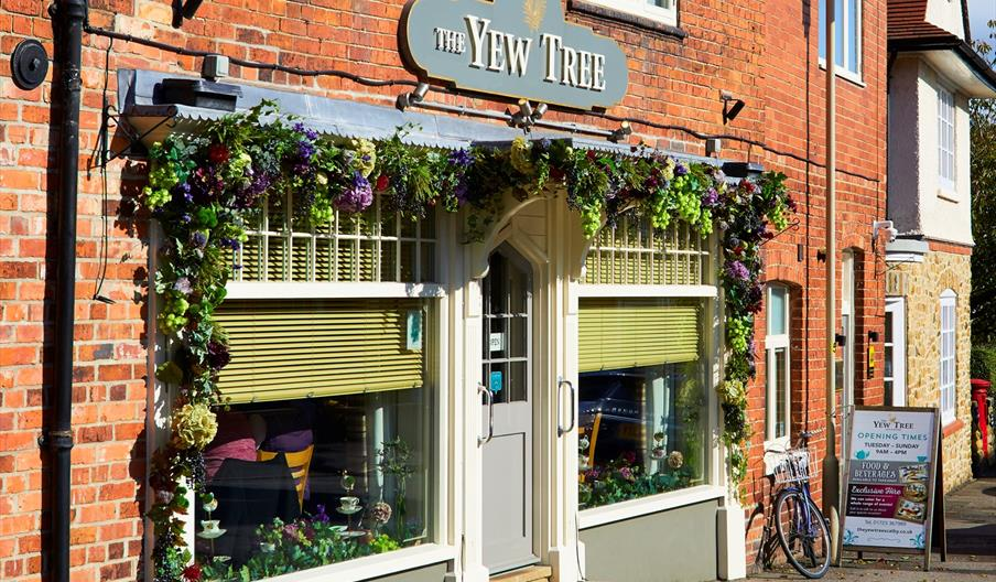 An image of The Yew Tree Cafe and Bistro